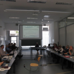 First PMC meeting  - Vienna